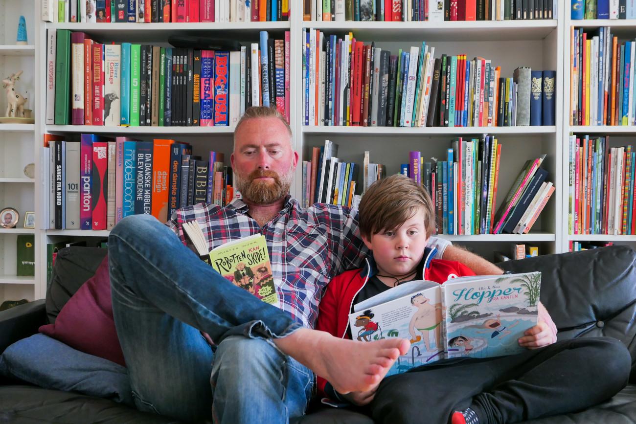 Læseforældrespillet