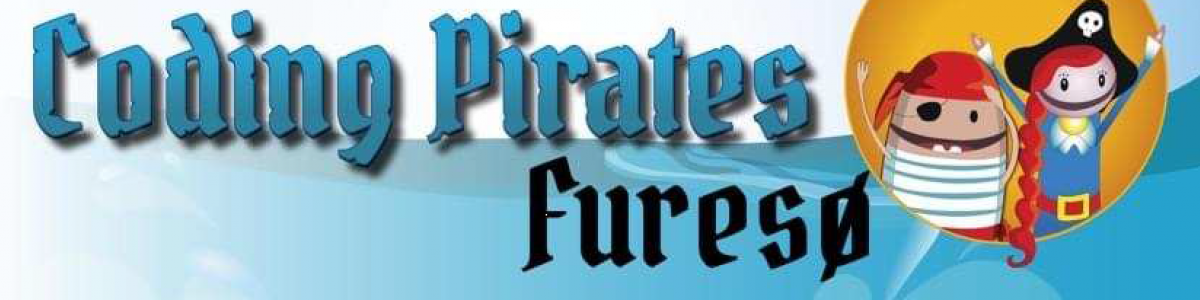 Coding pirates logo