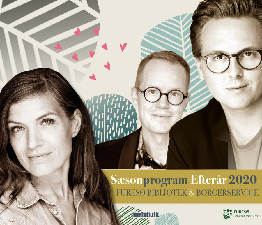 Forsiden af sæsonprogrammet efteråret 2020