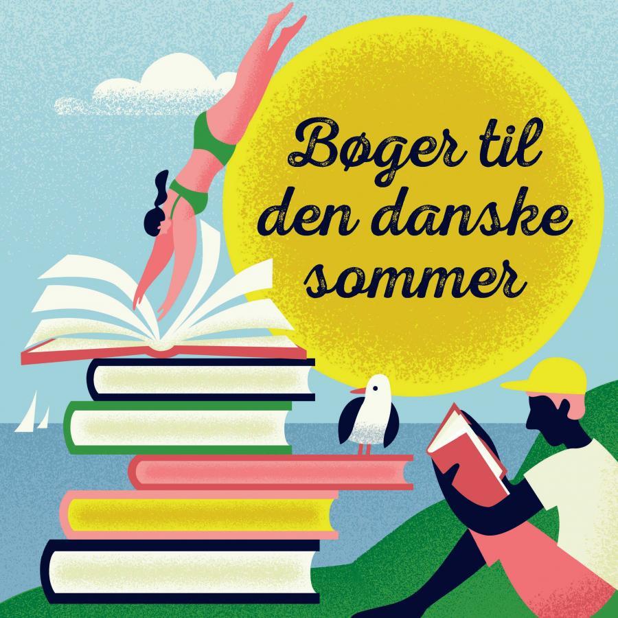 Bøger til den danske sommer