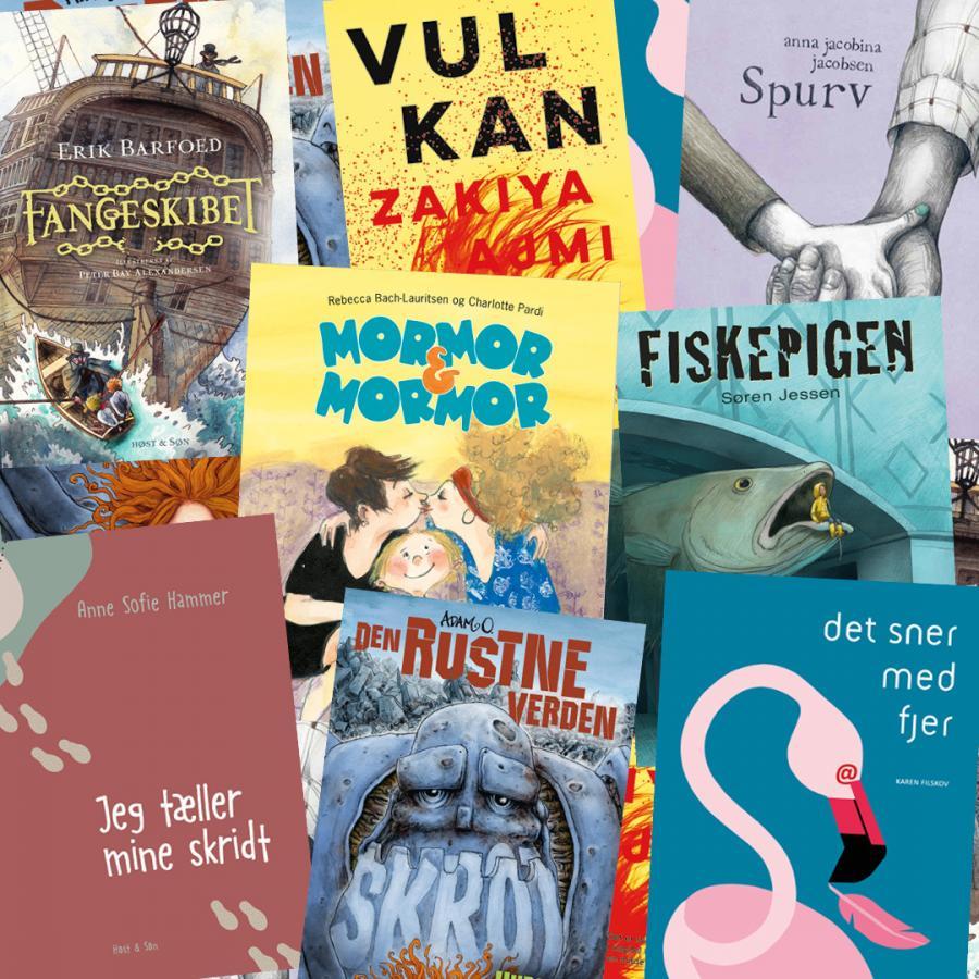 KUM shortliste til forfatterpris