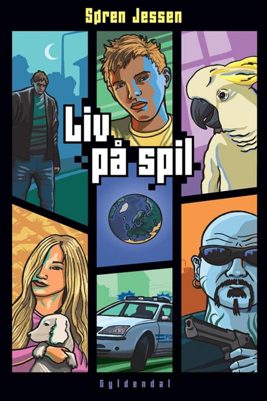Liv på Spil af Søren Jessen